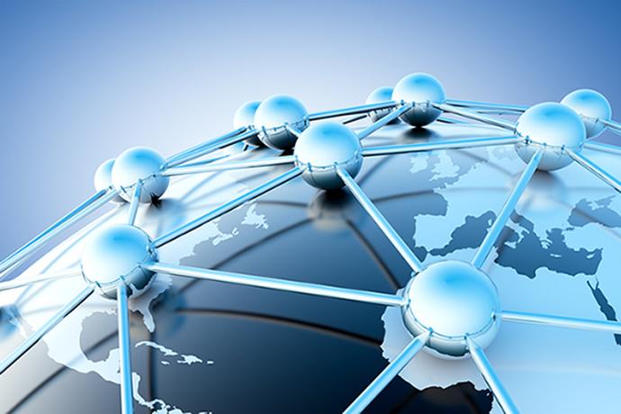 برقراری ارتباطات شبکه پایدار به همراه تامین تجهیزات